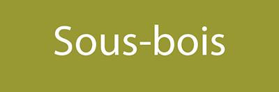 Bouton Sous-bois